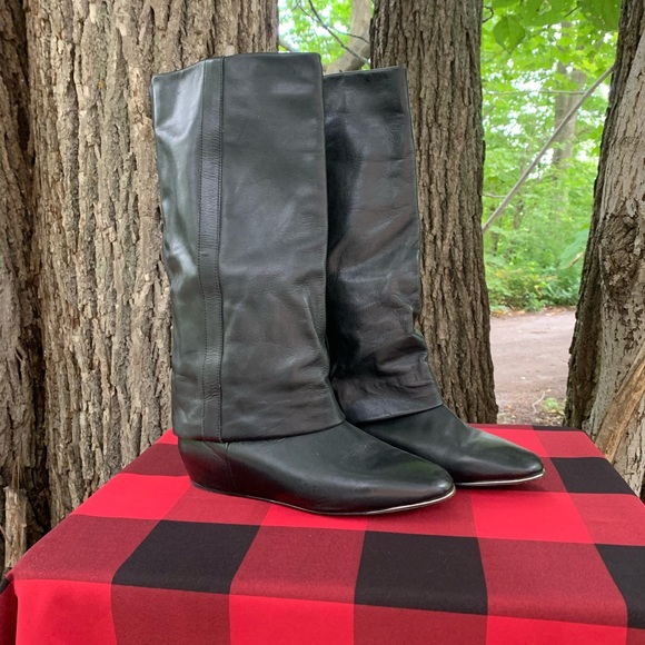 See by Chloe Leather Tall Boot